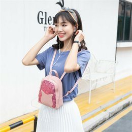 $enCountryForm.capitalKeyWord Australia - 2019 The Newest Fashion Bags Suit More Occasion Women Girls Mini Faux Leather Rucksack School Bag Travel Backpacks New