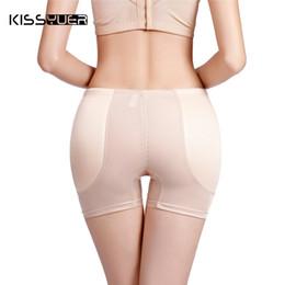 5b6a74c8d90 Push Up Hip Pad Booty Lifter Butt Pad Shaper Sexy Women s Butt Lifter  Slimming Control Panties Shaping Panties Shapewear Women