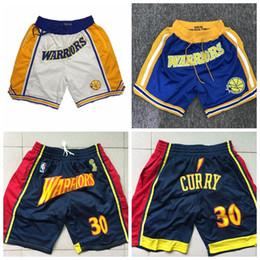 Golden State Shorts Australia - Men s Golden State GSW Warriors jersey  Statement Edition Swingman Basketball Shorts 3454b454997c