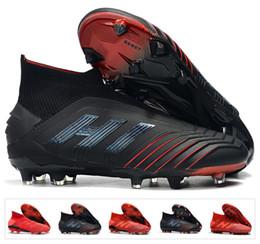 e7f4e4f618d1 Youth football cleats online shopping - 2019 New Predator Predator FG AG PP  Paul Pogba Mens