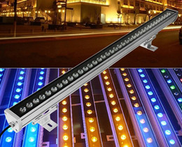 $enCountryForm.capitalKeyWord Australia - Warranty 3 Years Outdoor Color Change 36W Remote LED Wall Washer RGB LED Floodlight Flood Light Lamp LLFA