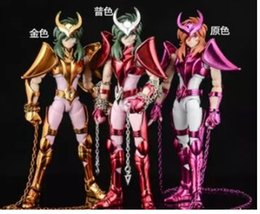 Armor Products Australia - in stock GREAT TOYS Andromeda shun V3 EX final Cloth EX GT OCE gold bronze Saint Seiya action figure toy metal armor