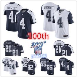 Witten jersey online shopping - Dallas Cowboys Jersey Men s Dak Prescot Jaylon Smith Ezekiel Elliott Randall Cobb Vander Esch Jason Witten football jerseys