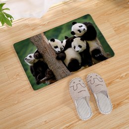 $enCountryForm.capitalKeyWord Australia - Various Cute Animals Cats And Dogs Kitchen Carpet Living Room Hallway Bathroom Entrance Decorative Door Mat Non-slip Mat