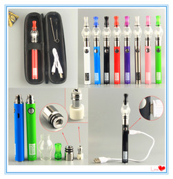 Ugo v dab pen online shopping - China direct Wax Dab Glass Globe Pens wee wax vaporizers ecig dabber EVOD mAh mAh mAh Micro USB UGO V II Wax vaporizer Starter Kit
