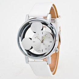 Discount relogio feminino watch - Relogio Feminino Luxo 2018 Ladies Watch With Crystals Clocks Women Luxury Quartz With Leather Mouse Kad N Saatleri