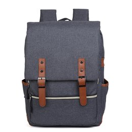 Computers 17 Inch Australia - Water Resistant Laptop Backpack Fits up to 17-Inch Laptop Computer Backpacks Travel Daypack School Bag for Men and Women