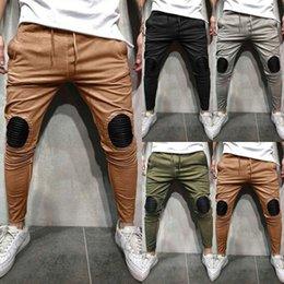 Pants Sporting Hirigin New Men Slim Fit Urban Straight Leg Trousers Skinny Pant Casual Pencil Hot Pants