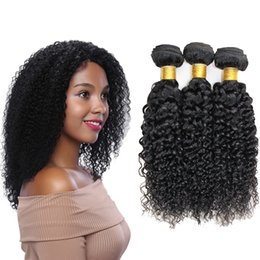 $enCountryForm.capitalKeyWord Australia - Brazilian Virgin Curly Hair Bundles Weave 8A 100% Unprocessed Brazilian Curly Hair Bundles Natural Color Brazilian Jerry Curly Hair Weave