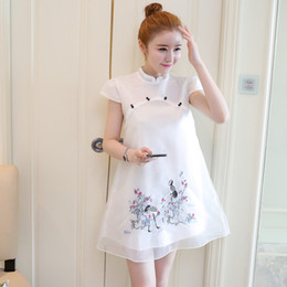 a1559a2be3b87 Women Dresses Maternity Nursing Dress for Pregnant embroidey Pregnancy  Women's dress Clothing Mother Retro Tide Casual Clothing