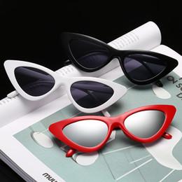 Cat S Eye Sunglasses Australia - WOMEN Classic triangle cat's eye sunglasses WOMEN 's fashion new sexy 2018 best master design brand