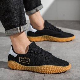 $enCountryForm.capitalKeyWord Australia - New breathable flying leisure shoes for summer students Korean version of Baitao running shoes tide cross-border 46-size men's shoes