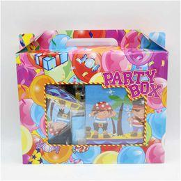$enCountryForm.capitalKeyWord NZ - 16pc set small pirate theme set gift box nautical theme cartoon character party toys photo decoration dress up tableware