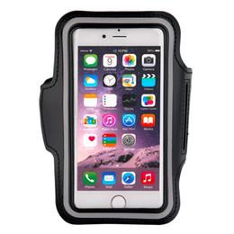 Сумки для бега Спортивные упражнения для бега Тренажерный зал Браслет Чехол для сумки для бега для мобильного телефона s3 s4 s5 s6 / s6 edge # 86410