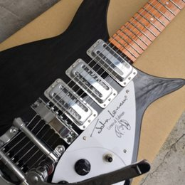 StringS electric online shopping - 325 electric guitar fingerboard has varnish short neck Chord spacing mm electric guitarra electric guitars electric guitar