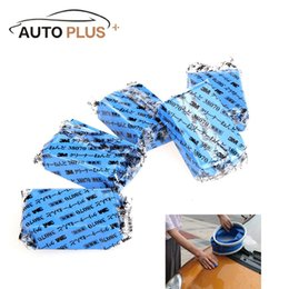 Hot Bar Australia - Hot Sale 5Pcs Car  Auto Magic Clean Clay Bar Detailing Wash Sludge Mud Remove Blue Car Cleaning Accessories
