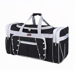 Luggage Packs Australia - Man Travel Bags Weekendtas Fashion Luggage Oversized Packing Cubes Bag Weekender Traveling Duffle Bag Men 20% OFF X092