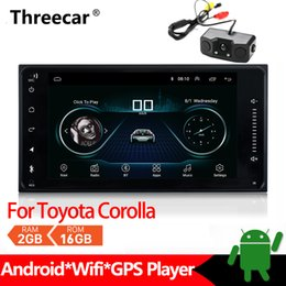 stereo navigation car toyota corolla 2019 - Android Car Radio Multimedia Player For Toyota Corolla Stereo GPS Navigation 2din Mirrorlink Bluetooth MP5 2+16GB