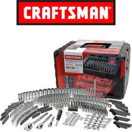 a94e41bcb Conjunto de Ferramentas de Mecânica HUSky Sockets Wrench Catraca SAE Metric  Repair Kit 268-Piece