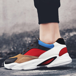 2d98e175f spring Vintage dad sneakers 2019 kanye fashion west 500 mesh breathable men  high top casual shoes tenis zapatillas hombre