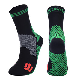 $enCountryForm.capitalKeyWord UK - Professional Cycling Socks Breathable Sport Socks Quick-Drying Basketball Marathon Running Soccer Compression Sock for Triathlon