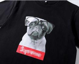 Vente en gros T-shirt à manches courtes pour femmes 2019superme lâche étudiants occasionnels d'été vêtements de mode suprême t-shirt à manches courtes amoureux de la marée occasionnelle
