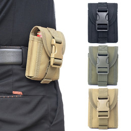 $enCountryForm.capitalKeyWord NZ - Hunting Mag Pouch Compact Waterproof EDC Pouch Outdoor Tactical Organizer Easy Carrying License MOLLE Bag Waist Pack