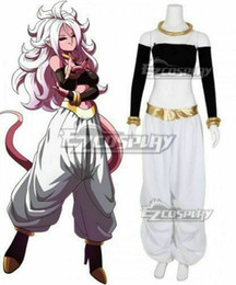 $enCountryForm.capitalKeyWord Australia - Hot! Dragon Ball Majin Android 21 Cosplay Costume