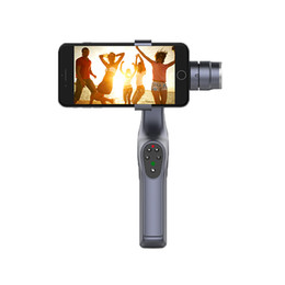 iphone gimbal Australia - Freeshipping GB2 2 Axis Handheld Gimbal Brushless Stabilizer Bluetooth Control Smartphone Video Stabilization for iPhone Galaxy Note