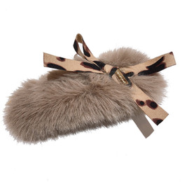 $enCountryForm.capitalKeyWord UK - New women's hot hairy leopard thin bow big hairpin sexy cute style web celebrity Fashion girl's hair accessories free shipping