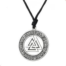 Key Chains Cheap Price Sanlan Norway Viking Totem Valknut Odins Symbol Sun/cross Key Pendant Talisman Keychain Amulet Gift Jewelry Jewelry & Accessories