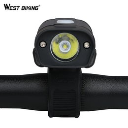 $enCountryForm.capitalKeyWord Australia - 350 Lumens Bicycle Front Light Waterproof Cycling Light Usb Rechargeable Side Warning Flashlight 5 Modes Bike Light