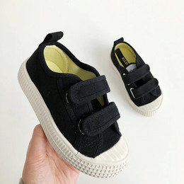 Canvas For Shoes Australia - 2019 Spring New N Brand Children Canvas Shoes For Boys and Girls sneakers Fashion Kids shoes Boys Casual Shoes High Quality Breathable