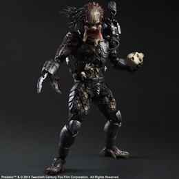 $enCountryForm.capitalKeyWord Australia - PLAY ARTS 27cm Predator p1 Action Figure Model Toys