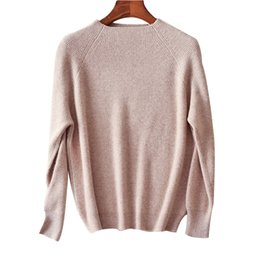 Wholesale Autumn Winter New High Collar Cashmere Sweater Fashion Solid Color Tight Wool Knit Pullover Short Sweater Soft Warm Shirt