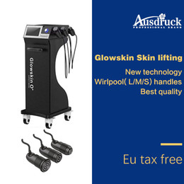 Wrinkle electric machine online shopping - 2018 UK Latest quantum RF salon and clinic use no pain no electric shock anti wrinkle face lift slimming and weight loss beauty machine