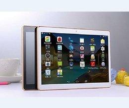 10,1-дюймовый планшетный ПК Octa Core IPS Bluetooth 4 ГБ / 64 ГБ Phablet SIM 3G телефонный звонок
