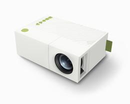 $enCountryForm.capitalKeyWord UK - Free Ship YG310 Mini Projector High Resolution 1080P LCD LED Projection 400-600Lum Audio AV Smart Home Cinema Theater Video Projector