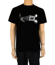 Custom Black Bass Guitar UK - BASS GUITAR Hardsell Mens T Shirt-Rock Jazz Metal-Cotton-Funk Music pop-S-4XL custom printed tshirt, hip hop funny tee, mens tee shirts