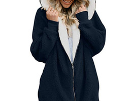 $enCountryForm.capitalKeyWord NZ - New Parkas Female Women Winter Coat Warm Plush Cotton Coat Outwear Parkas for Women Winter Plus Size