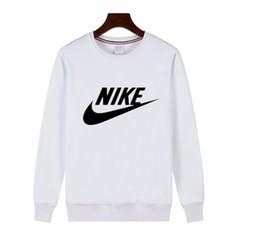 premium selection b95f5 336e3 Suéter negro para hombre online-2019 Nueva manga de jersey caliente Ninguno  Negro Hombre Sudaderas