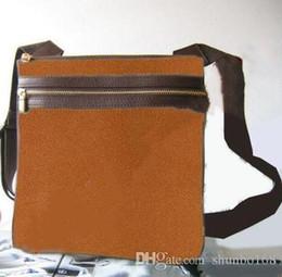 4a14229a5807 THOMAS navlio сумка Mick vintage мужская MESSENGER дизайнерская сумка через  плечо небольшая сумка черного цвета PLAID M40044 26CM