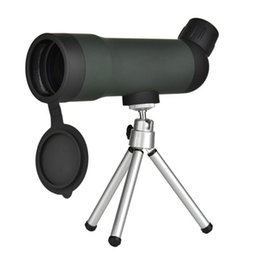 $enCountryForm.capitalKeyWord Australia - Waterproof 20 x 50 Mini Monocular Telescope Night Vision Optic Lens Prism Spotting Scope Retractable Tripod Stand Camping