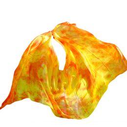 $enCountryForm.capitalKeyWord UK - Belly dance veils 100% silk veils handmade gradual color can be customized