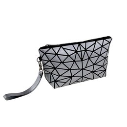 $enCountryForm.capitalKeyWord Australia - New Women Long Clutch Wallets Purse Geometry Luminous Diamond Lattice Standard Wallets Zipper Female Wallet Card Holder Carteira