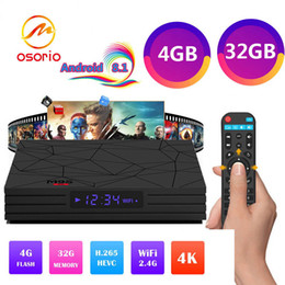 Wifi Hdmi Streaming Media Player Australia - Hot M9S Y2 Android 8.1 TV BOX RK3328 4GB 32GB 64GB with 2.4G Wifi Bluetooth4.0 4K 3D Streaming Player H.265 HDR HDMI Streaming Media Player
