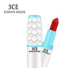 Lipstick Lasts Australia - 3CE Eunhye House Matte Lip Cosmetics 6-Color Matte Lipstick Waterproof Lipsticks Moisturizing Long Lasting Lips Makeup Hot New