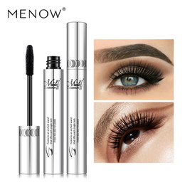 $enCountryForm.capitalKeyWord Australia - Black Mascara Makeup Menow Brand Curling Thick Mascara Volume Express False Eyelashes Cosmetic Thick Quick Dry