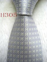 Beige Silk Tie Australia - Classical 100% JACQUARD WOVEN HANDMADE Mens Design Perfect Canary Gray Multi color Style Men silk Tie Necktie #h305