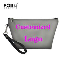 $enCountryForm.capitalKeyWord Australia - wholesale Customize with Your Logo Image Women Make Up Bag Necessarie Travel Organizer for Cosmetics Bag Printing Vanity